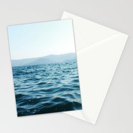 Volcano Lake Stationery Cards