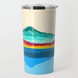Mount Hood and Trillium Lake Travel Mug
