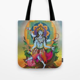 Kali, My Kali Tote Bag