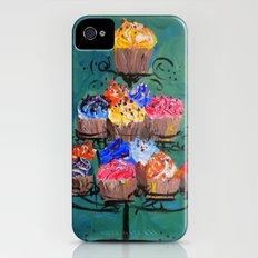 Sweet Cakes iPhone (4, 4s) Slim Case