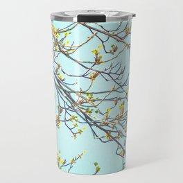 Spring Tree Travel Mug