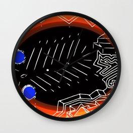 PowerLines 31c Wall Clock