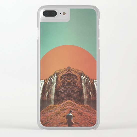 The Pantheist Clear iPhone Case