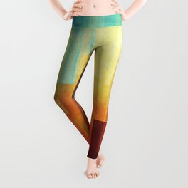 Urban sunset Leggings