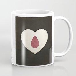 Bram Stoker's Dracula - Minimalist literary design, literary gift, bookish gift, illustration wall a Coffee Mug