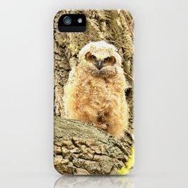 Get A Grip iPhone Case