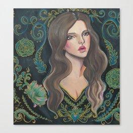 Darling Canvas Print