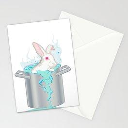 OOOH, BUNNY! Stationery Cards
