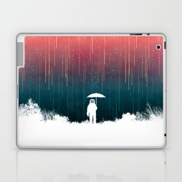 Meteoric rainfall Laptop & iPad Skin