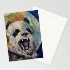 Space Panda Stationery Cards