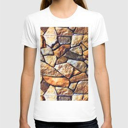 Eagle Moss Rocks T-shirt
