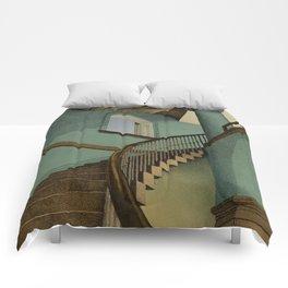 Ascending Comforters