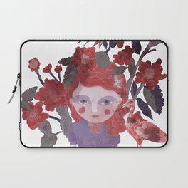 The flamingo inspire me... Laptop Sleeve