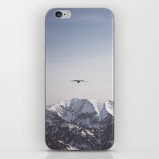 Mountain spirit iPhone Skin