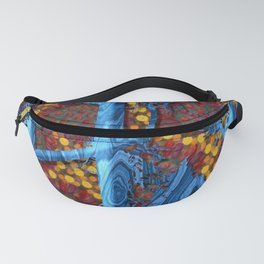 The Summer We Went To Blue Tree Fanny Pack