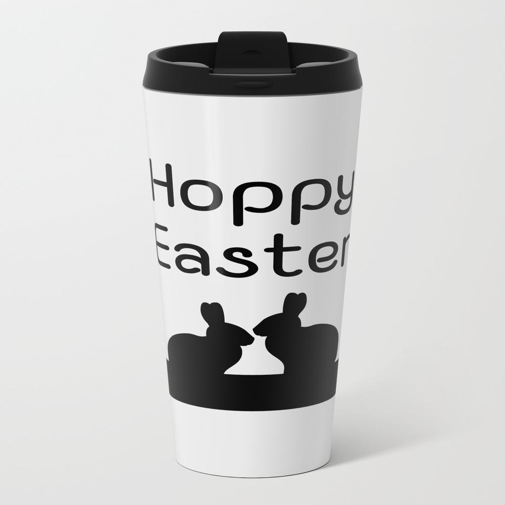 Hoppy Easter Bunny Funny Kids Women Men Travel Cup TRM9070665