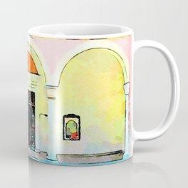 Brisighella: colonnade Coffee Mug