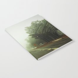 Mount Lullaby Notebook