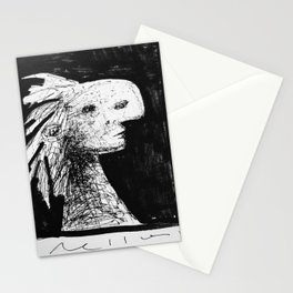 ' Wild ' ~ Pen and Ink Sketchbook Drawing Stationery Cards
