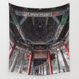 Temple Wall Tapestry