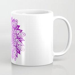 Gradient Mandala Coffee Mug