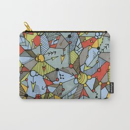 Happenings Carry-All Pouch