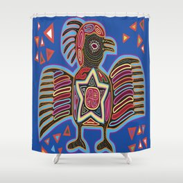 Panama Molas Shower Curtain