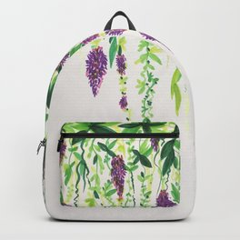 Flowers hanging Backpack