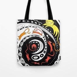 Catnip Tote Bag