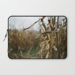 Autumn Cornstalk II Laptop Sleeve