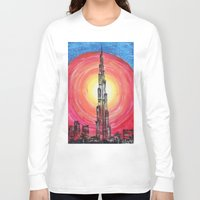 the national Long Sleeve T-shirts featuring National Pride by sladja