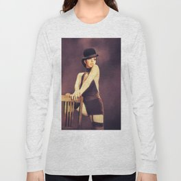 Liza Minnelli, Hollywood Legend Long Sleeve T-shirt
