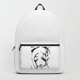 riendo artist logo Backpack