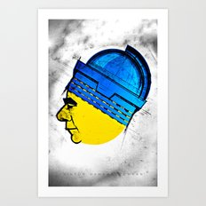 Viktor Hambardzumyan Art Print
