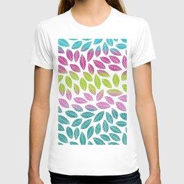 Leaves Ombré  T-shirt