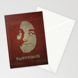 Swanstuck! Stationery Cards