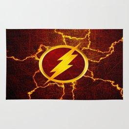Flash With Lightning Rug