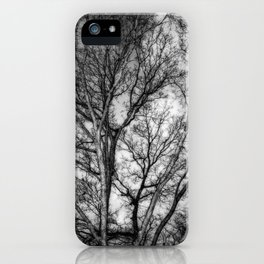 Tree Dreams iPhone Case