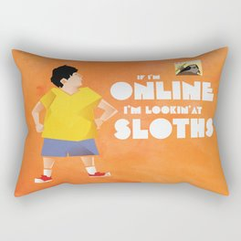 Gene Online Rectangular Pillow