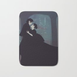 Reylo Wuthering Heights Bath Mat