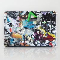 los angeles iPad Cases featuring LOS ANGELES by Brandon Neher