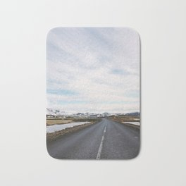 Icelandic Road Bath Mat