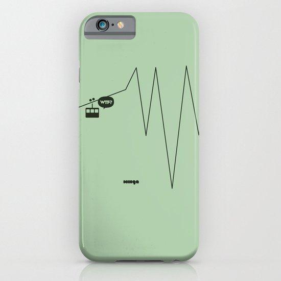 WTF? Riel! iPhone & iPod Case
