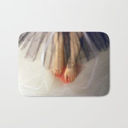 I was black swan Bath Mat