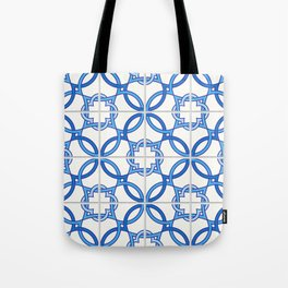 Travel to Lisbon Tote Bag