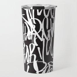Graffiti illustration 07 Travel Mug
