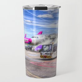 Wizz Air Aircraft Travel Mug
