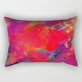 Abstack Hot Color Rectangular Pillow
