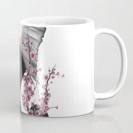 Elephant Flower Coffee Mug