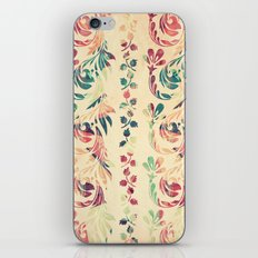 Another floral pattern iPhone Skin